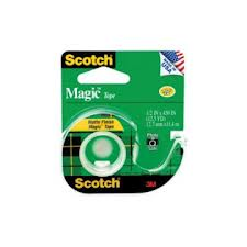 SCOTCH MAGIC TAPE 104