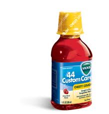 Vicks Formula 44 Chesty Cough Liquid 6 oz