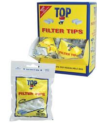 TOP FILTER TIPS 15mm